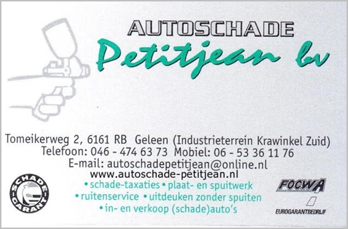 http://www.autoschade-petitjean.nl/