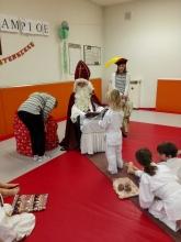 Sinterklaas Budoclub Oud-Geleen